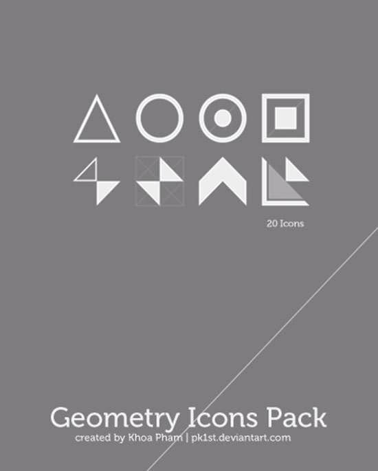 geometry icons copy