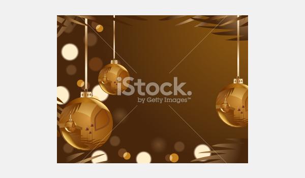 Golden Lights - Illustration