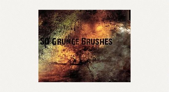 grunge brushes6