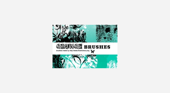 grunge brushes 04