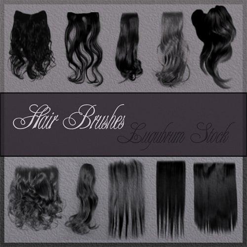 44+ Photoshop Hair Texture Brushes - PSD, AI, Vector, EPS
