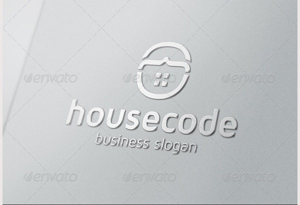 House Code Building Logo
