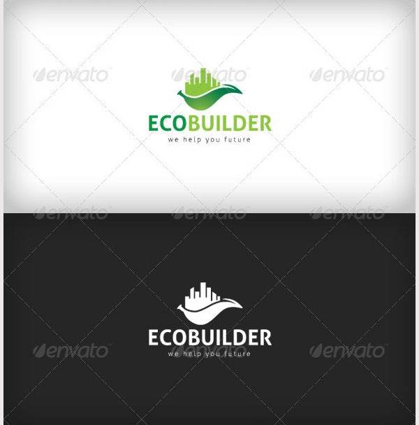 Eco Builder Logo