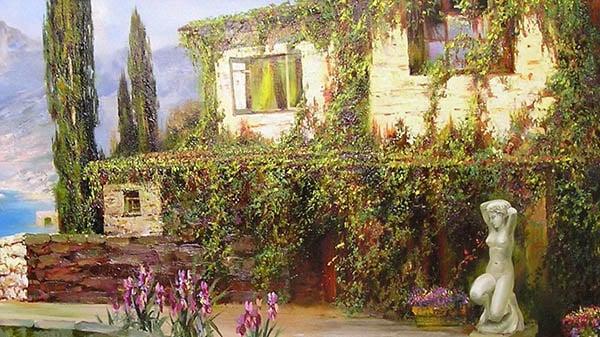 italian villa copy