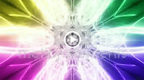 kaleidoscope stock animation