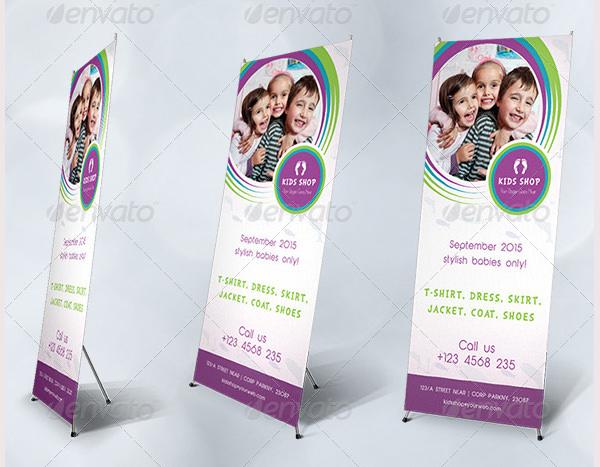 Kids Banner Template