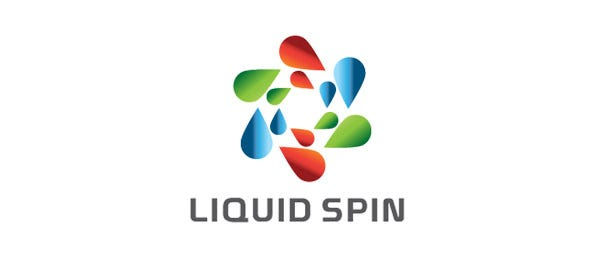 liquid spin logo