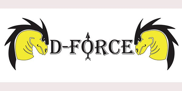 Logo D-Force