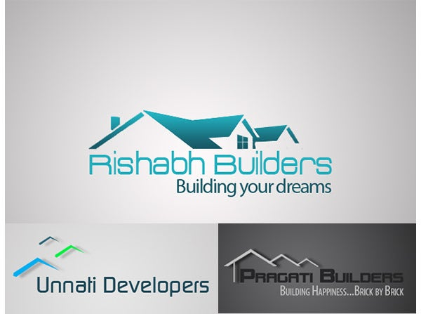 Logo Design for Various Builders