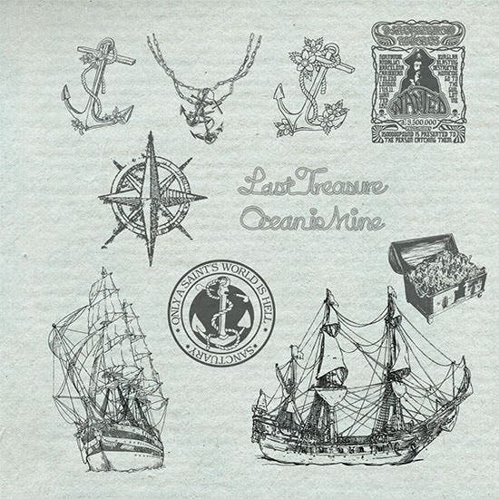 marine and treasures