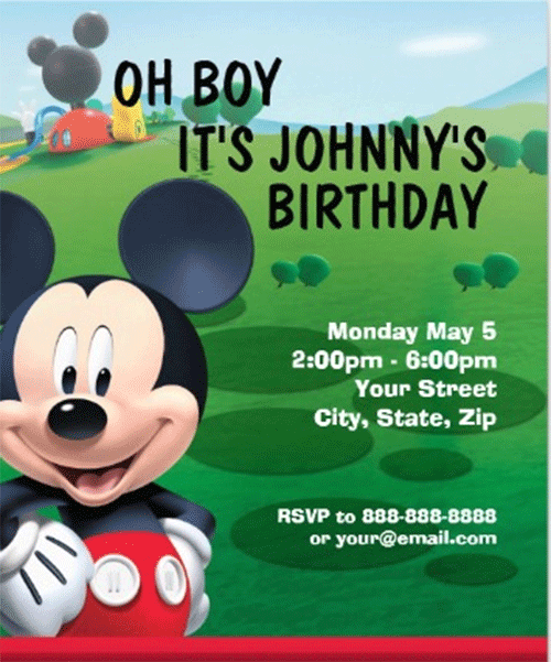 mickey mouse birthday1