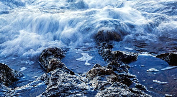 nature landscapes rocky surf wallpaper copy