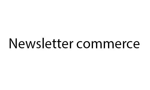 newsletter commerce