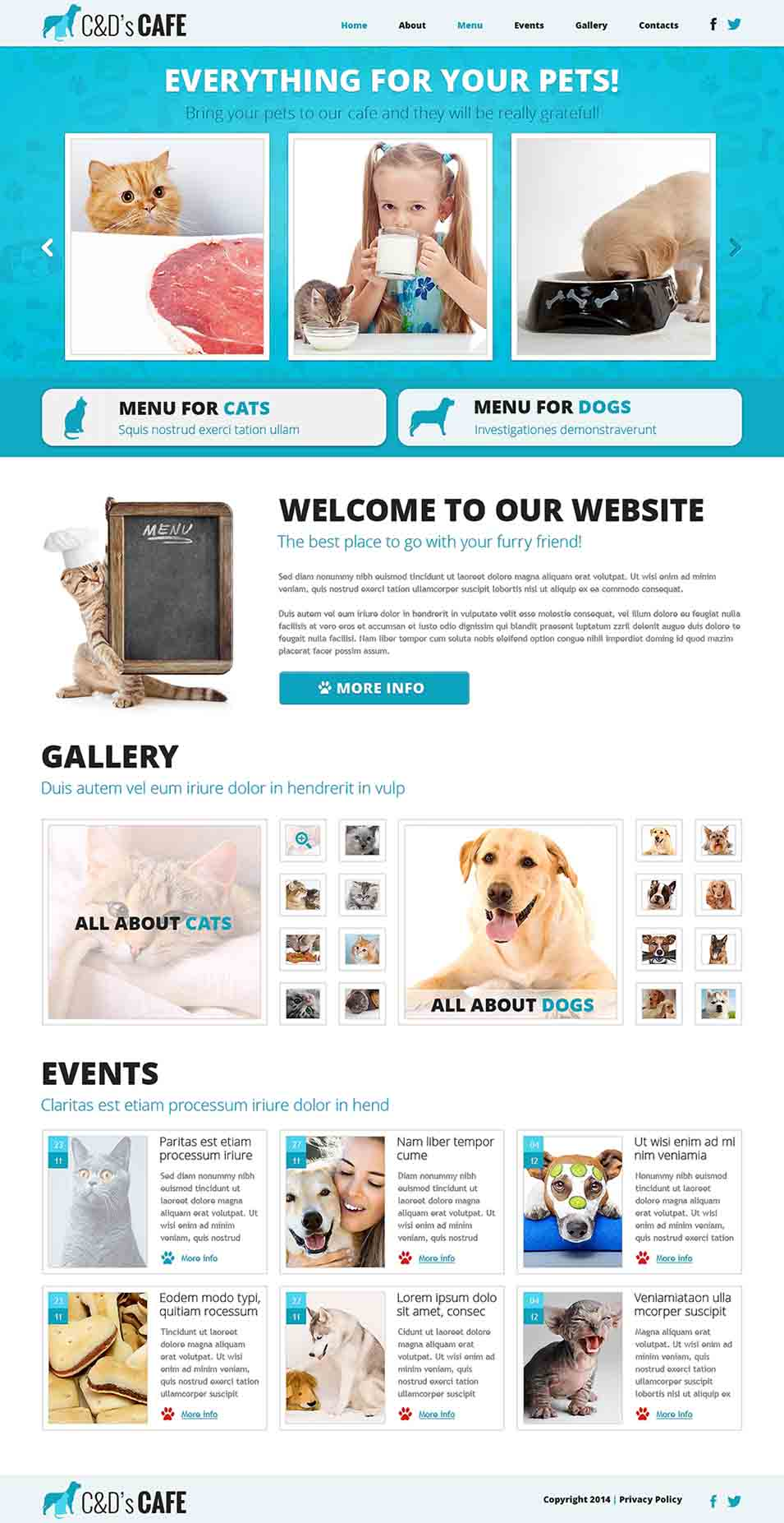 pet shop responsive joomla template48643