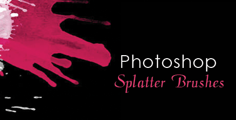 photoshopsplatterbrushes
