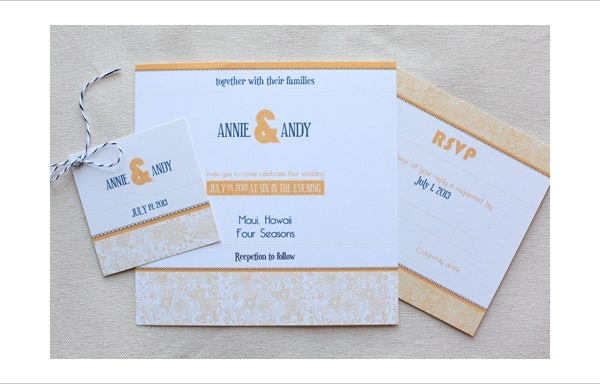 rustic free printable wedding invitations
