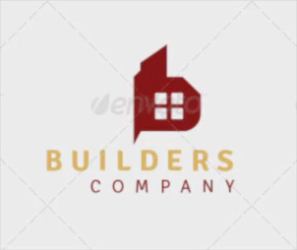real estate builder logo