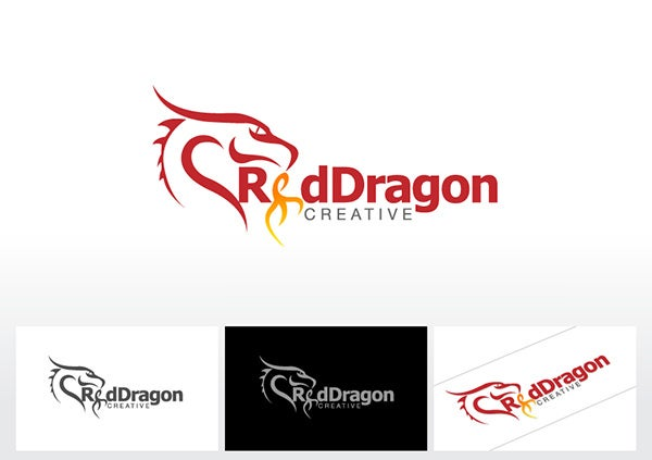 red dragon creative