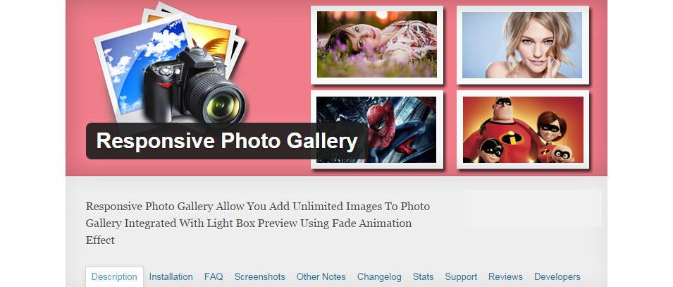 responsive photo gallery1