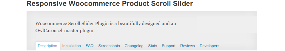 responsive woocommerce product scroll slider1