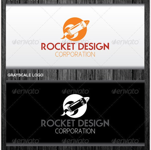 rocket design corporation logo