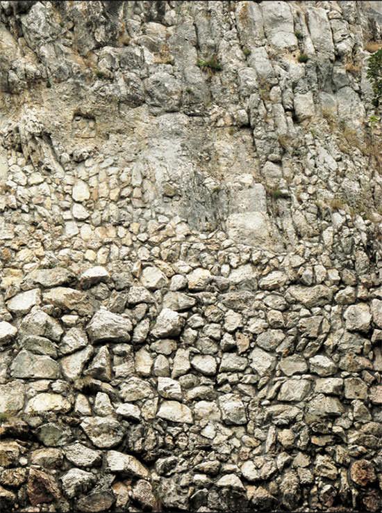 rocks texturee