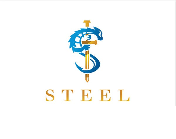 STEEL dragon logo