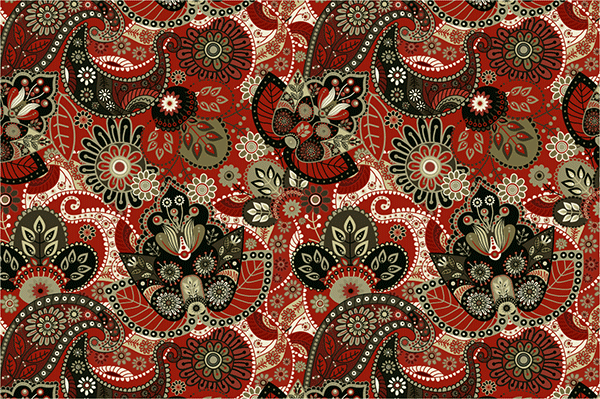 seamless ethnic pattern1