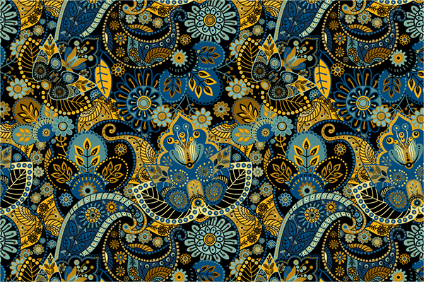 seamless ethnic pattern7