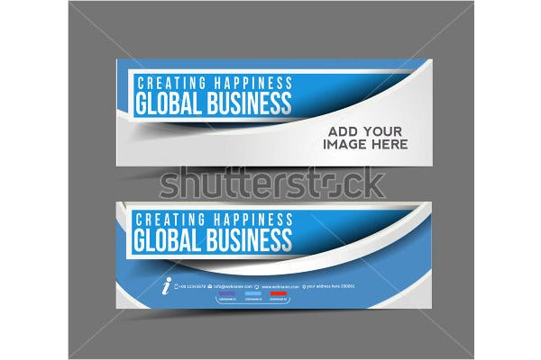 61 printable banner templates free psd ai vector eps for Global design firm