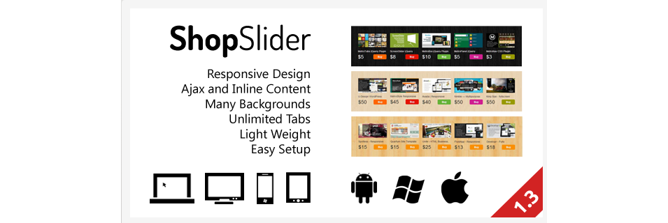 wp zoner how to create slider