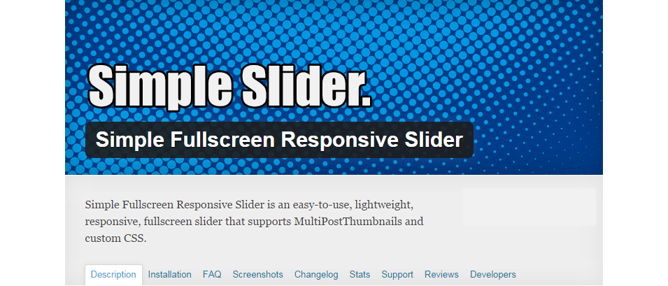 simple fullscreen responsive slider1
