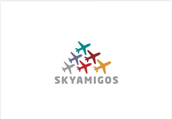 SkyAmigos Logo