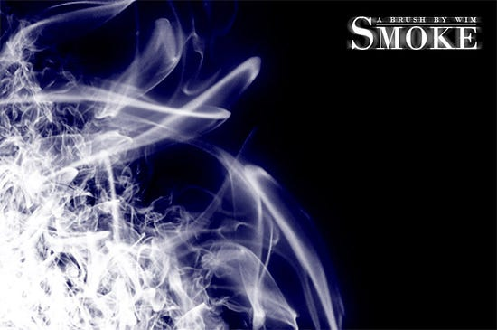 smoke brush set 4