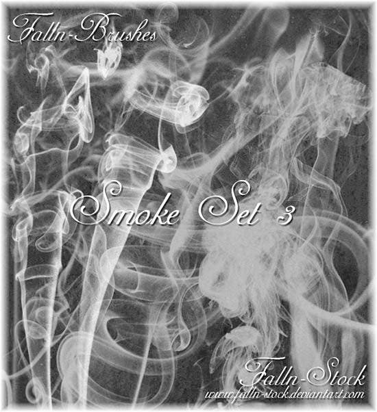 smoke brushes set 3