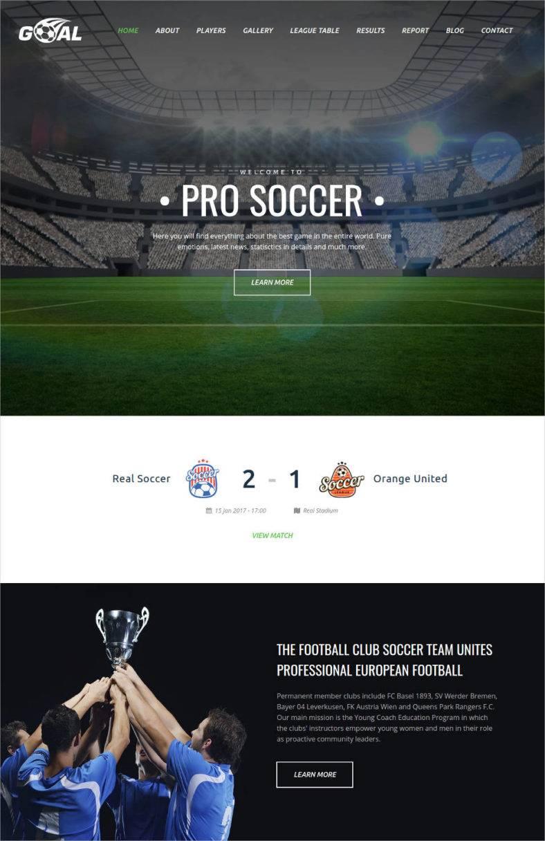 soccer-club-premium-moto-cms-3-website-template