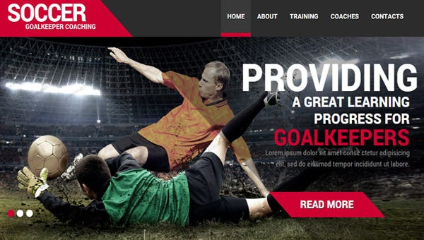 soccerclubwebsitetemplates