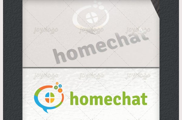Talk Bubbles Builder Home Chat Logo