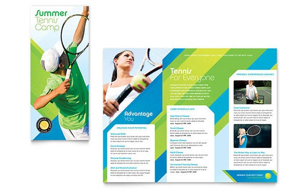 61 print brochure templates psd designs free for Brochure online template