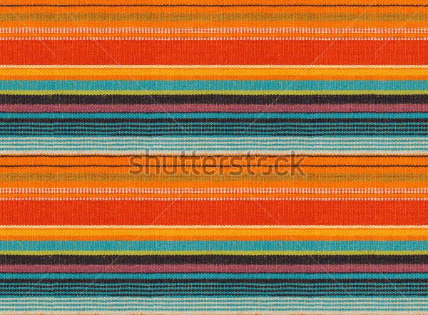textile detail seamless background with mexican color1