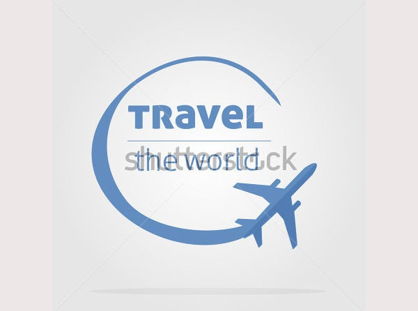 Vector Planes Logo