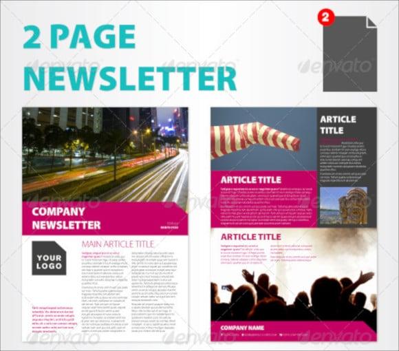 versatile-newsletter-template