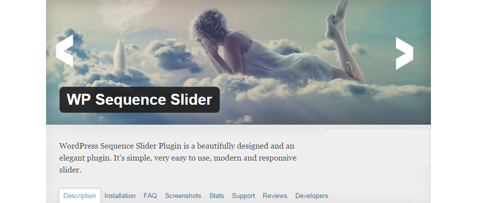 wp sequence slider