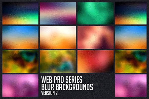 web blur backgrounds