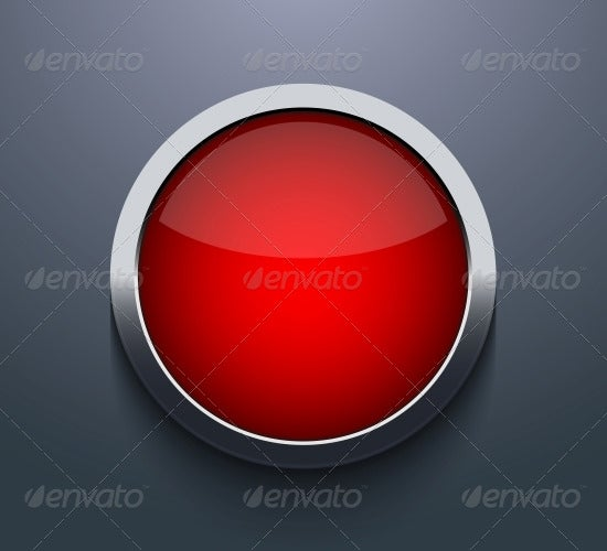 web button ui design
