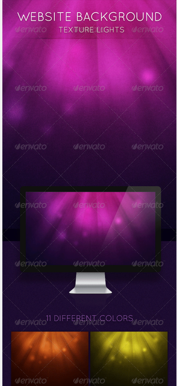 website background texture lights