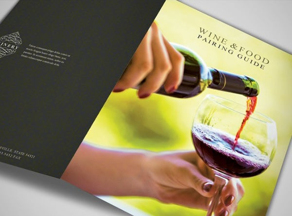 Vineyard & Winery Brochure