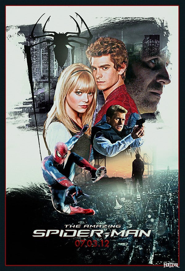 amazing-spider-man-poster-art