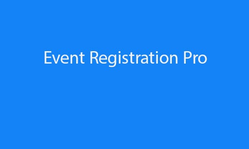 event registration pro