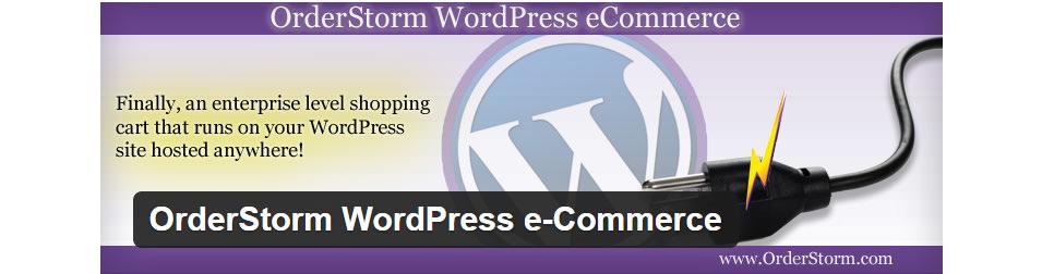 OrderStorm WordPress